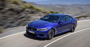 M5 2018: Sedan nhanh nhất và đắt nhất tại thị trường Mỹ của BMW