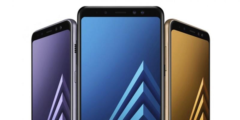 Chính thức ra mắt Galaxy A8/ A8+: Màn hình vô cực, nhiều tính năng nổi bật