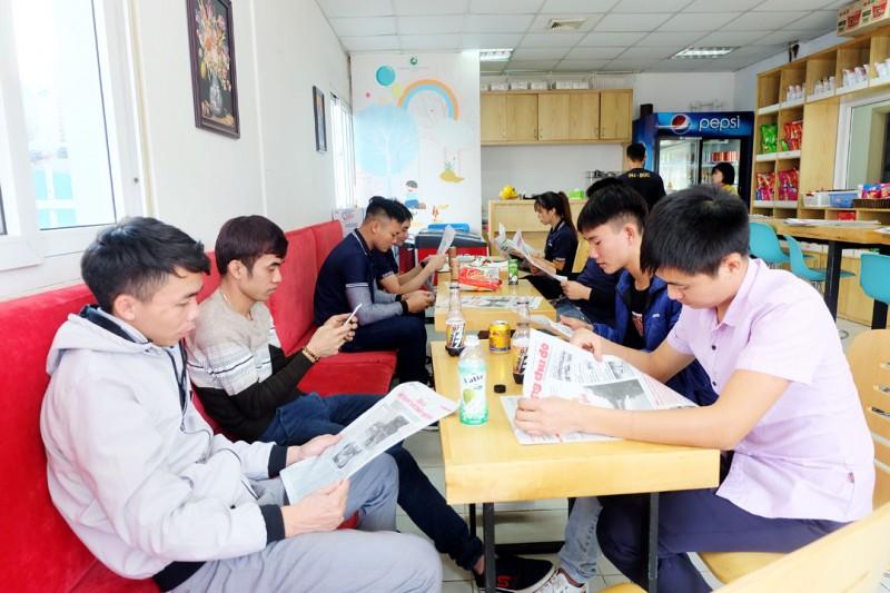 Giúp công nhân tái tạo sức lao động