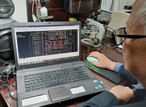 Chung tay xây dựng  tổ dân phố điện tử