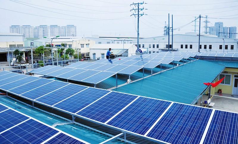 Đấu thầu giá mua điện mặt trời: Cuộc đối đầu bất cân xứng!