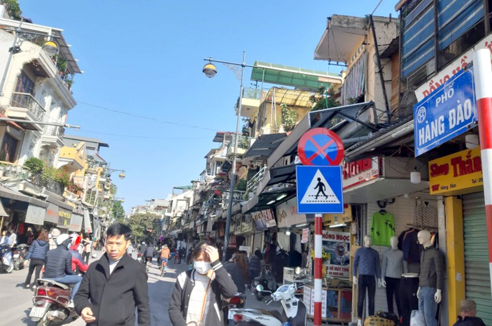 """Ký ức về những phố """"Hàng"""" trong lòng người Hà Nội"""