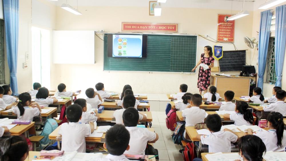 Nâng cao kiểm định chất lượng giáo dục phổ thông