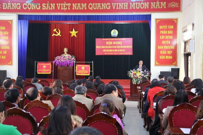 ldld huyen dan phuong nhan co don vi thi dua nam 2017