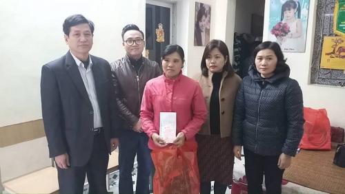 Phát huy truyền thống tương thân, tương ái của công đoàn URENCO Hà Nội