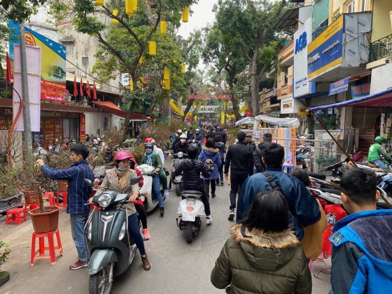 Bắc Bộ tiếp tục rét đậm, Hà Nội nhiều nơi có mưa