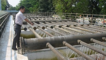 'Thúc' tiến độ xây dựng nhà máy nước mặt sông Đuống