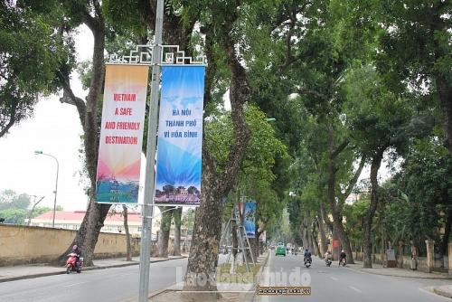 Hà Nội chỉnh trang đường phố trước thềm hội nghị thượng đỉnh Hoa Kỳ - Triều Tiên