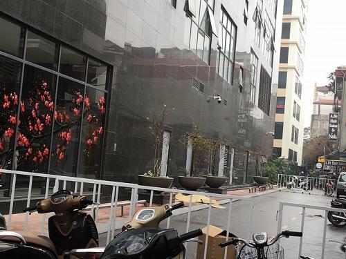 Hà Nội: Người phụ nữ tử vong sau khi bị rơi từ tầng cao chung cư