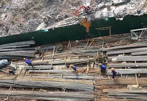 Hà Nội: Tăng cường công tác phòng, chống dịch bệnh tại các công trường xây dựng