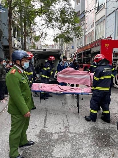 Hà Nội: Bốn người cùng phòng trọ tử vong sau khi hoá vàng