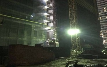 Hai công nhân tử vong trong công trường xây dựng
