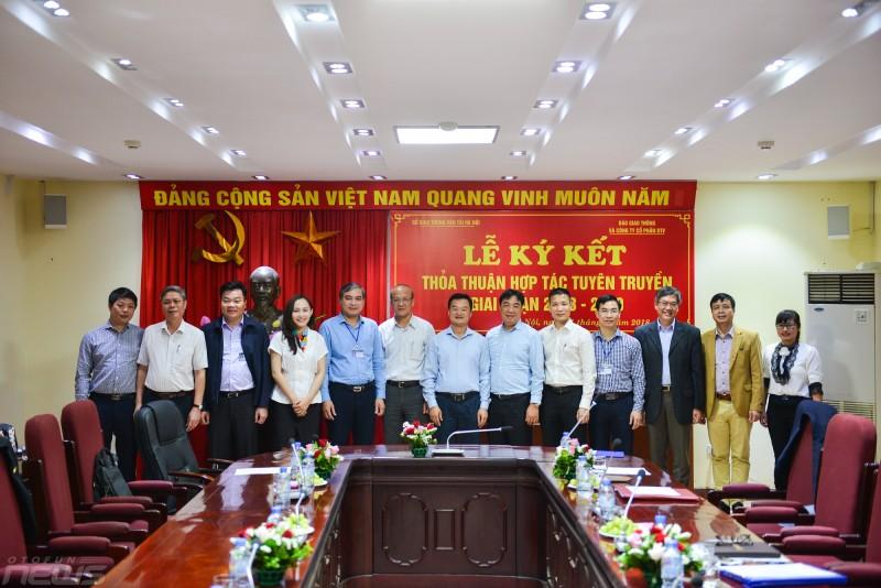 Sở GTVT Hà Nội phối hợp với OTOFUN xây dựng văn hóa giao thông