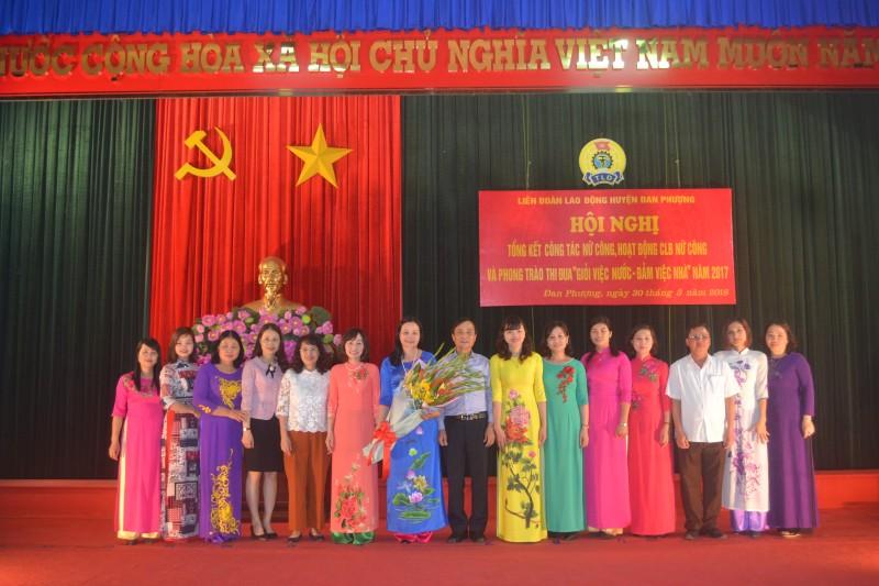 ldld huyen dan phuong tong ket phong trao nu cong nam 2017