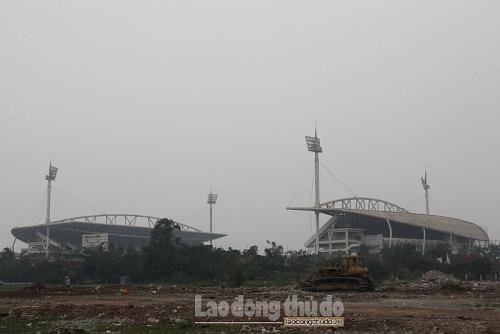 Đảm bảo tiến độ xây dựng trường đua F1 chặng Hà Nội