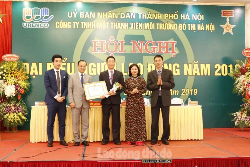 Urenco Hà Nội: Xây dựng tác phong công nghiệp trong duy trì vệ sinh môi trường