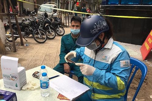 Công đoàn URENCO Hà Nội triển khai mua bảo hiểm phòng ngừa Covid-19 cho cán bộ nhân viên
