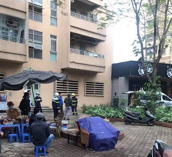 Hà Nội: Một thiếu nữ tử vong sau khi rơi từ tầng 9 chung cư