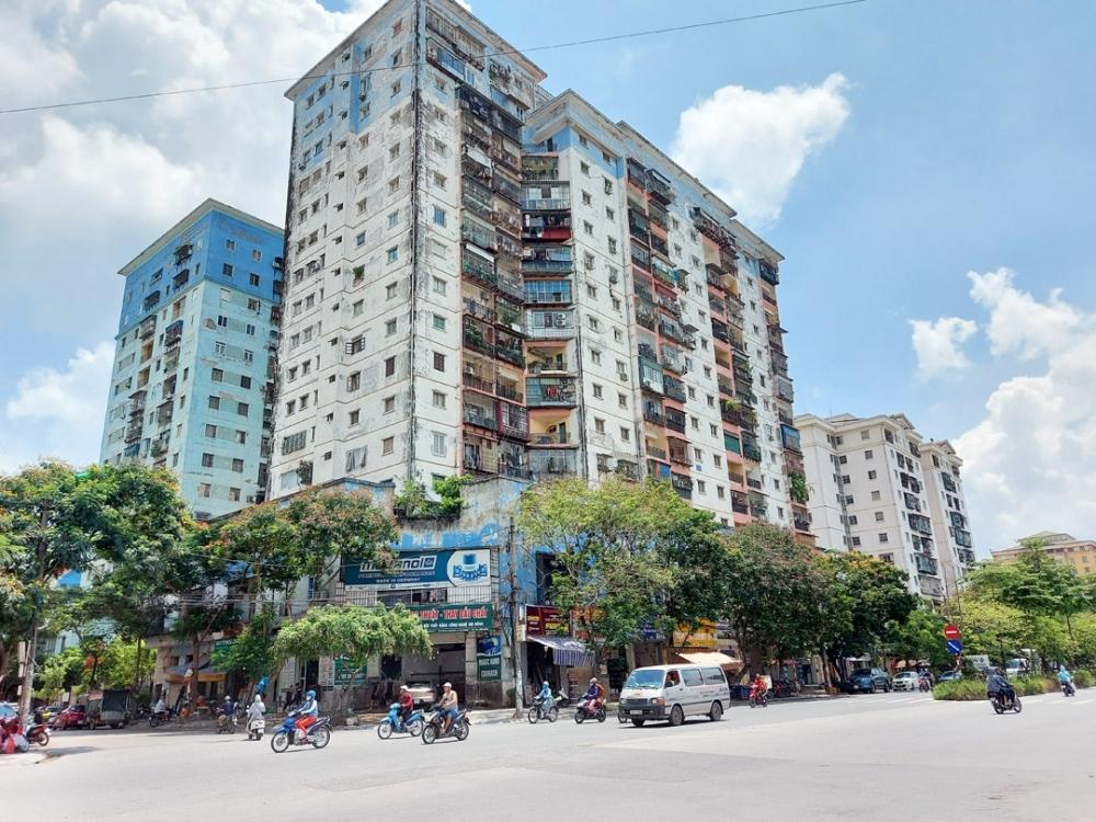 Hà Nội: Ưu tiên người dân tái định cư được thuê ki-ốt kinh doanh dịch vụ