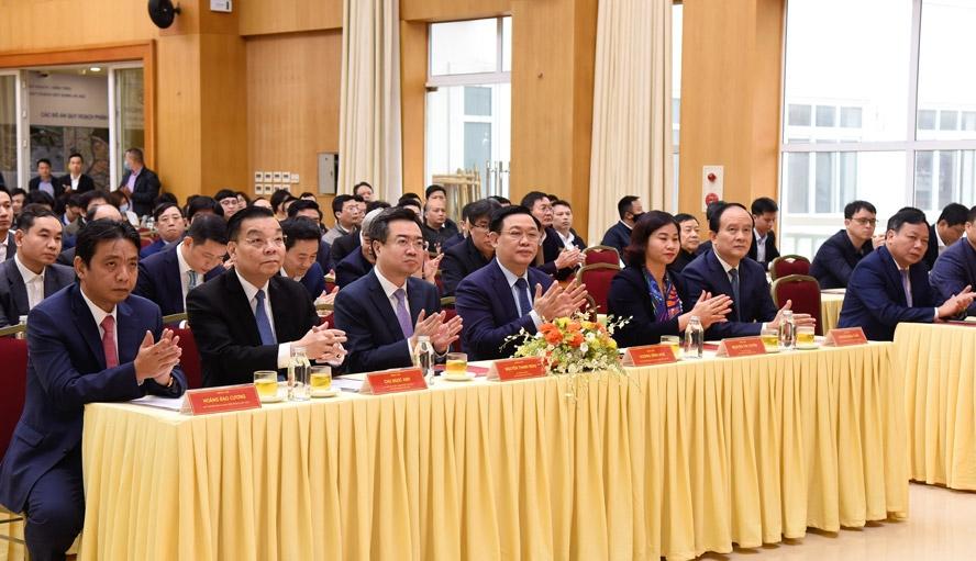Hà Nội công bố 6 đồ án Quy hoạch phân khu nội đô lịch sử