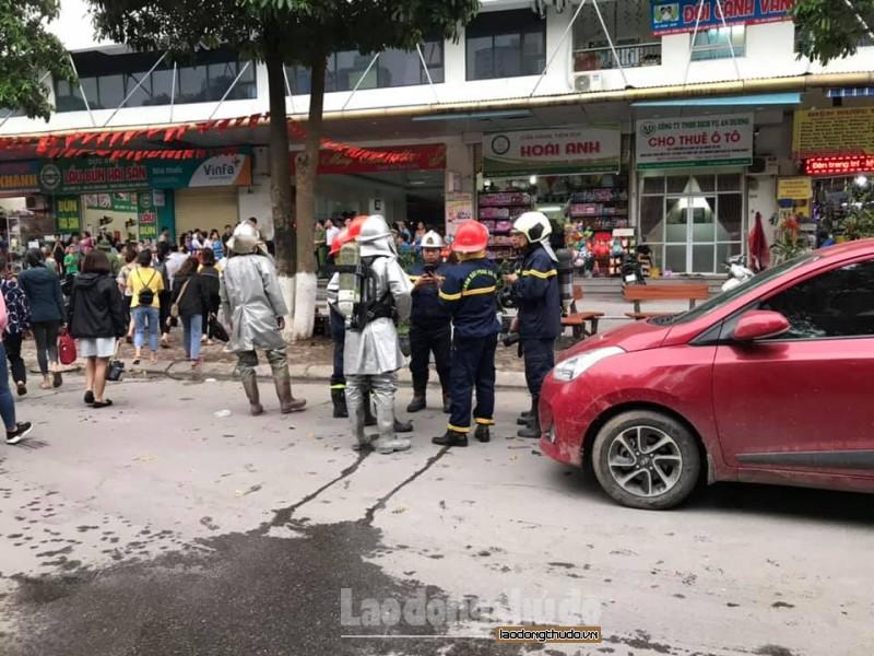 Hà Nội: Tổng kiểm tra, rà soát phòng cháy chữa cháy trong chung cư cao tầng