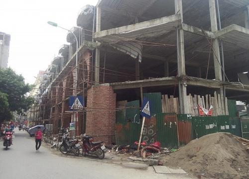 Các công trình xây dựng được phép thi công trở lại nhưng phải đảm bảo phòng dịch