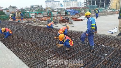 Thanh Xuân: Thiết thực triển khai Tháng hành động về An toàn vệ sinh lao động năm 2021
