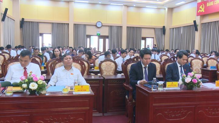 Hội đồng nhân dân huyện Hoài Đức tổ chức kỳ họp thứ 18 nhiệm kỳ 2016-2021