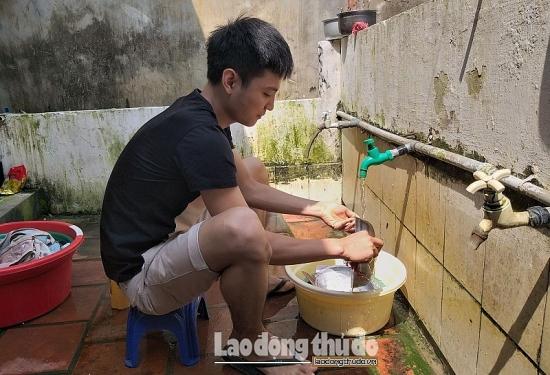Đảm bảo 100% người dân Thủ đô được dùng nước sạch theo quy chuẩn