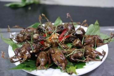 Quán ăn trong ngõ hút khách nhờ những món ăn độc, lạ…