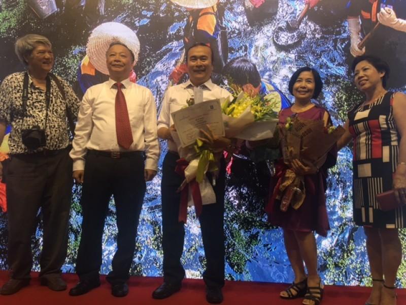36 tác phẩm đoạt giải cuộc thi ảnh Thủ đô 'Xanh - Sạch - Đẹp'