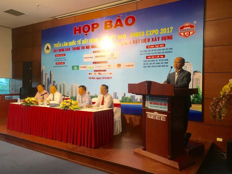 Gần 300 doanh nghiệp góp mặt tại Vietbuild Hà Nội 2017 lần thứ 2
