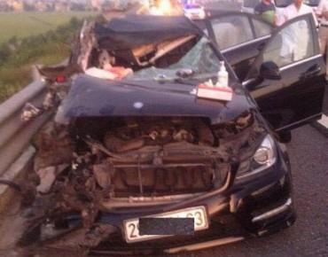 Tai nạn trên cao tốc Hà Nội – Hải Phòng: Bốn người thương vong