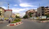 Duyệt chỉ giới đỏ tuyến đường phía Đông khu đô thị Uy Nỗ
