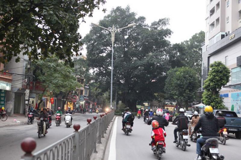Quận Thanh Xuân thông báo mở rộng đường Vũ Trọng Phụng
