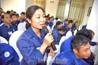 """Công nhân Nguyễn Thị Ngọc Giang – Người nối dài những tuyến phố """"nở hoa"""""""