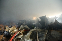 Hà Nội: Khởi tố hình sự vụ cháy tại khu công nghiệp Phú Thị khiến 3 người tử vong