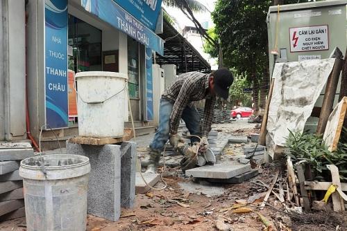 Hà Nội: Đảm bảo hệ thống cây xanh trong quá trình cải tạo vỉa hè