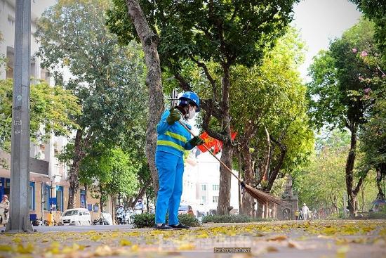 Hà Nội: Đảm bảo vệ sinh môi trường chào mừng ngày bầu cử