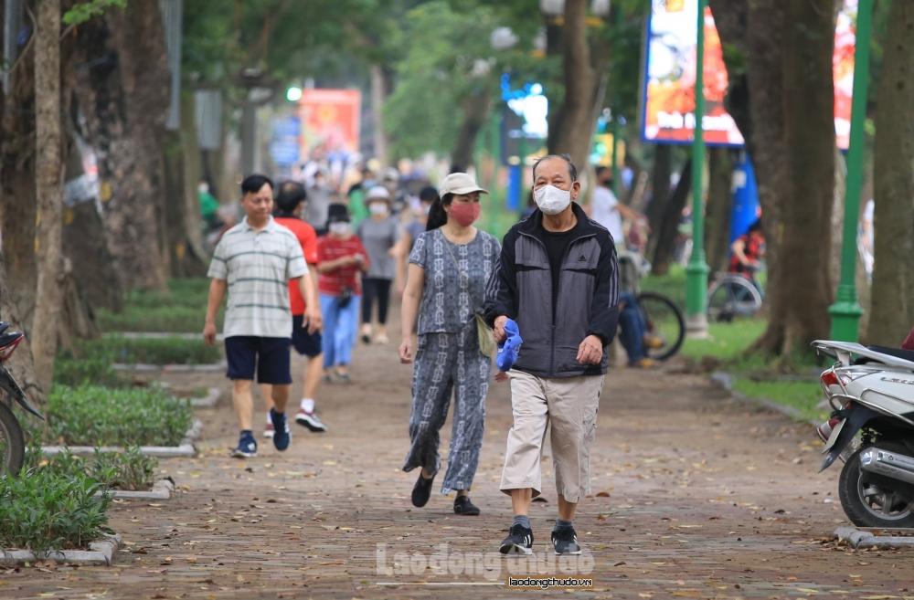 Hà Nội dừng hoạt động thể thao đông người, sân golf từ 12h ngày 13/5