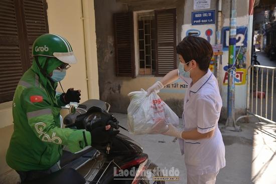 Hà Nội: Thêm 2 chốt cách ly y tế tại phường Đồng Tâm, quận Hai Bà Trưng