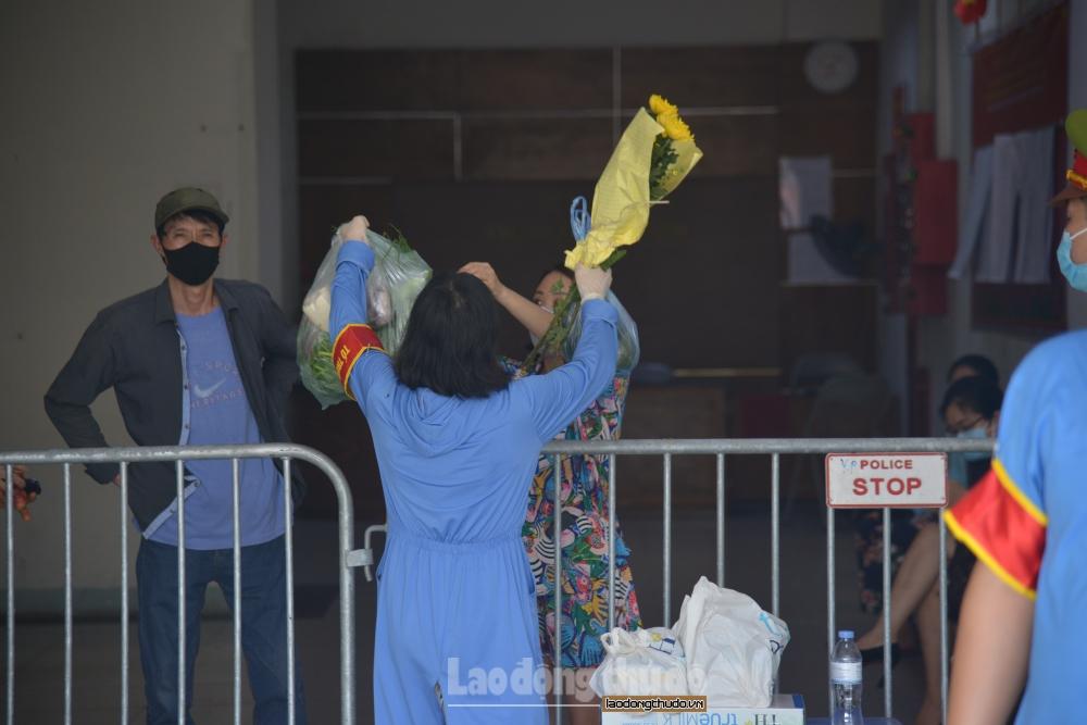 Hà Nội: Cách ly y tế 1 tòa chung cư Đại Thanh sau khi ghi nhận một ca nghi nhiễm Covid-19