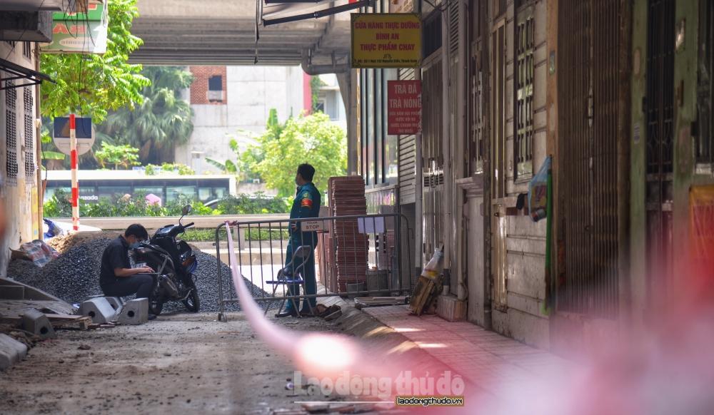 Hà Nội: Cách ly y tế khu dân cư ngõ 140 Nguyễn Xiển, quận Thanh Xuân