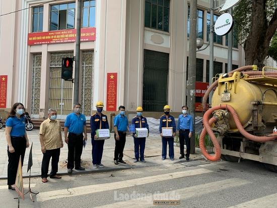 Sát sao công tác an toàn, vệ sinh lao động, phòng chống rủi ro tai nạn nghề nghiệp