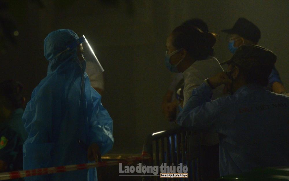 Hà Nội: Cách ly y tế toà chung cư 32 tầng tại phường Đại Kim vì có ca nhiễm Covid-19
