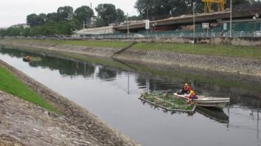 Thêm một giải pháp làm sạch sông, hồ Hà Nội