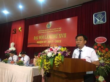 Ngành xây dựng Hà Nội: Đại hội điểm công đoàn cơ sở