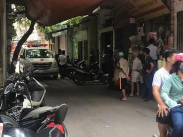 Hà Nội: Phát hiện thi thể người đàn ông trong căn nhà khoá kín