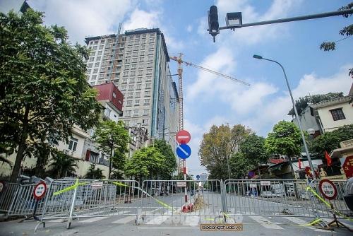 Hà Nội: Xử lý dứt điểm các tồn tại về vi phạm trật tự xây dựng