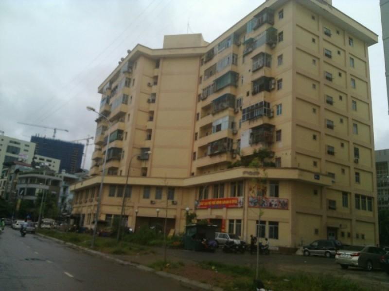Hà Nội: Không bố trí, sử dụng tầng 1 nhà tái định cư cho thuê kinh doanh